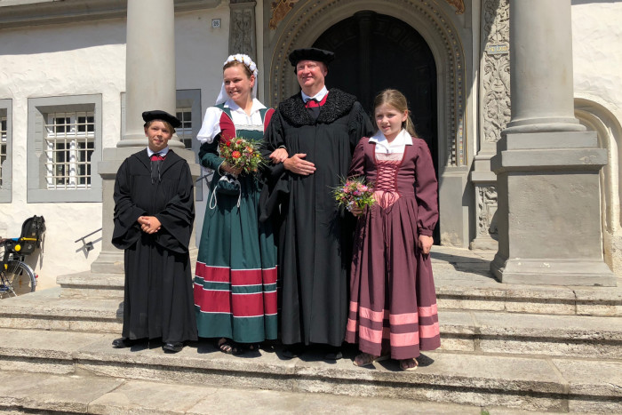 Lutherpaare